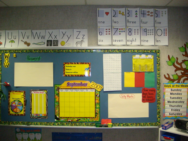Classroom Decor Grade 1 ~ What i learned from my daughter s first grade classroom